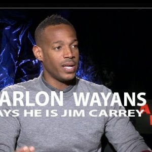 Marlon Wayans Says He's Like Jim Carrey