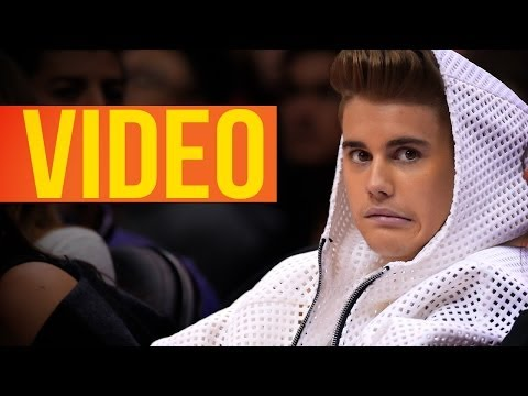 Justin Bieber — Sings Parody 'One Less Lonely Nigger : OH WORD ?