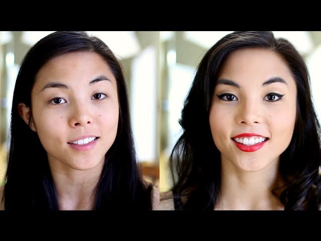 Woman Gets Photoshopped to Display Different Countries' Standard of Beauty Sddefault2337