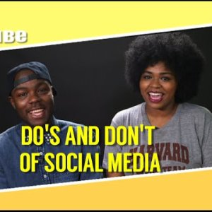 VIBE Social Media Week: Do's and Don'ts Of Social Media