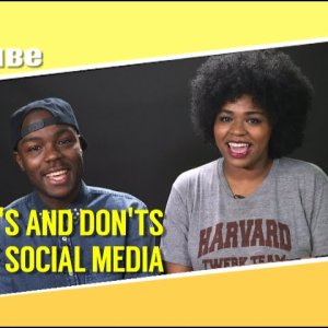 The Do's and Don'ts of Social Media w/ Kid Fury & Crissle