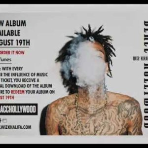 Blacc Hollywood: Tour Ticket Album Redemption