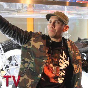 Taboo Got Serious Injury After Performing for $1 Million
