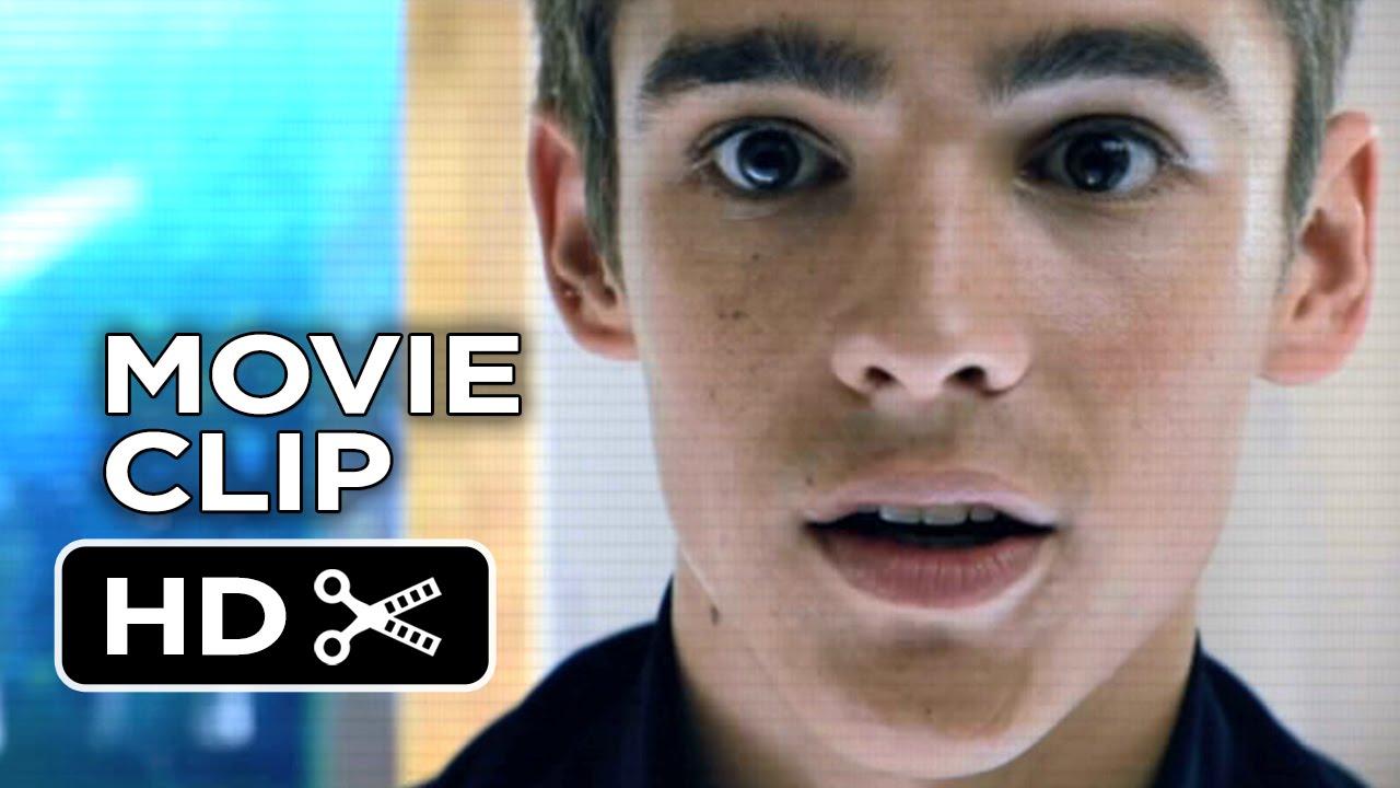 The Giver Movie CLIP – Chief Elder (2014) – Brenton Thwaites Sci ...