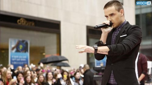 Liam Payne Slams Naked Gay Images, Insists Hes 100%