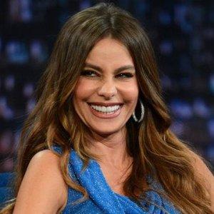 Sofía Vergara And Jimmy Fallon Swap Lips On The Tonight Show