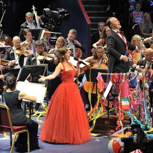 Mary Poppins – medley – BBC Proms 2014