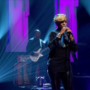 Mary J. Blige – Therapy – Later… with Jools Holland – BBC Two