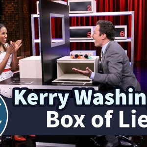 Box of Lies with Kerry Washington