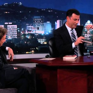 Martin Short Gives Jimmy Kimmel a Baby Gift