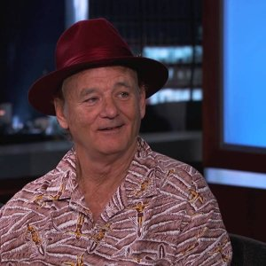 Bill Murray on His Spontaneous Life