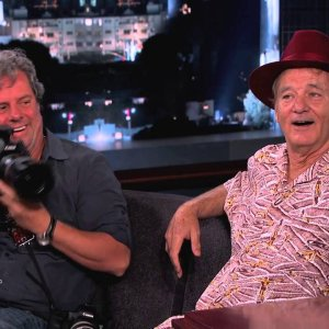 Bill Murray on Tinder