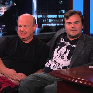 Jack Black and Kyle Gass on Their First Asian Tour