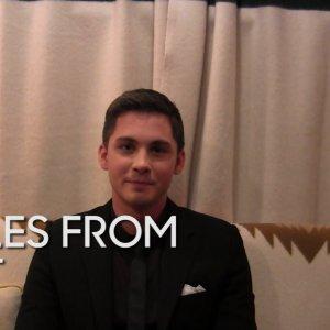 Tales from Set: Logan Lerman