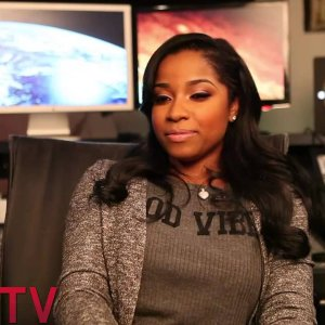 "Toya Wright Talks Not Wanting to be Labeled a ""Baby Mama"""