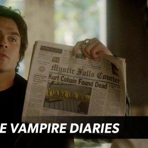 The Vampire Diaries – Inside: Black Hole Sun