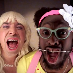 'EW!' – will.I.am and Jimmy Fallon's Latest Hit
