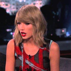 Taylor Swift Answers Fan's Question via Skype Video Message
