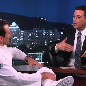 Will Arnett Has a Beef with Jimmy Kimmel