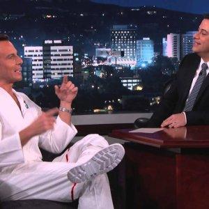 Will Arnett's Crazy German Talk Show Experience