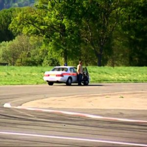 Police Car Challenge Part 2 (HQ) – Top Gear – BBC