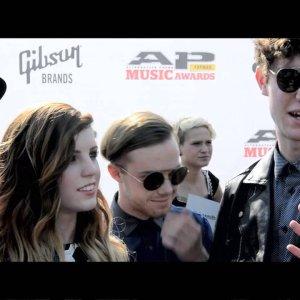 Echosmith – BlankTV Interview – Alternative Press Awards – 2014