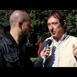 Buzzcocks (steve Diggle) Interview – Riot Fest 2014