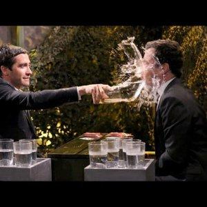 Water War with Jake Gyllenhaal