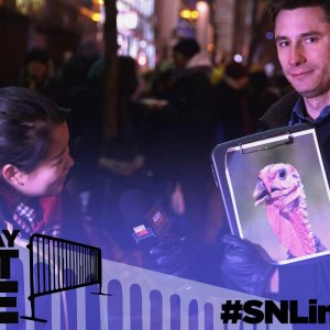 Saturday Night Line: SNL Fans Take The Turkey Test