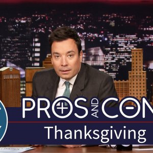 Pros and Cons: Thanksgiving