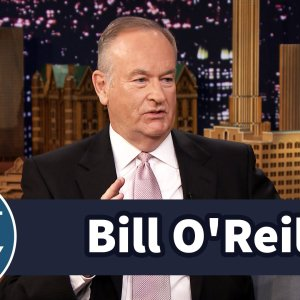 Thanksgiving at Bill O'Reilly's House