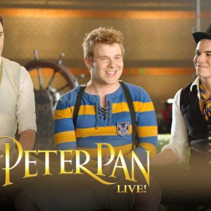 Peter Pan Live! – The Lost Boys Are Peter Pan's Band of Brothers! (Interview)