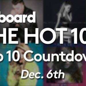 Official Billboard Hot 100 Top 10 Dec. 6 2014 Countdown
