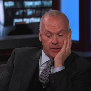 Michael Keaton on Work Ethic and College Honor