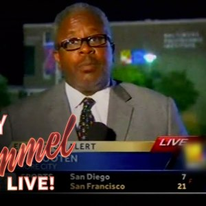 Newscasters with Funny Names