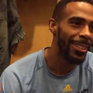 "Mike Conley Jr.: ""We're Happy To Be Walking Around Talking Trash"""