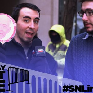 """Saturday Night Line: SNL Fans Play A Round of """"True or JK"""""""