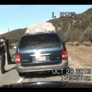 Video Released Of Police Officer Shooting Van Filled With Kids