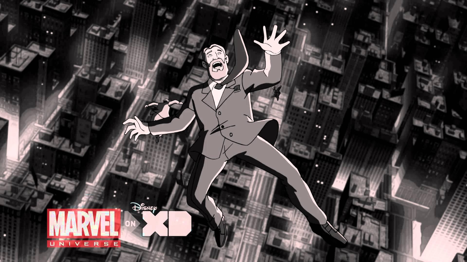 Ultimate Spider... Ultimate Spider Man Web Warriors Episode 1