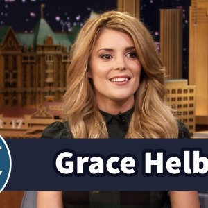 How Grace Helbig's Mom Scared Her Straight as a Child
