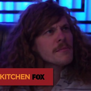 "HELL'S KITCHEN | Blake Anderson Dines In Hell's Kitchen from ""17 Chefs Compete"" 