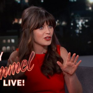 Zooey Deschanel on Working With Brian Wilson
