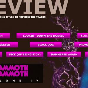 MAMMOTH MAMMOTH – Volume IV – Hammered Again (Preview) | Napalm Records
