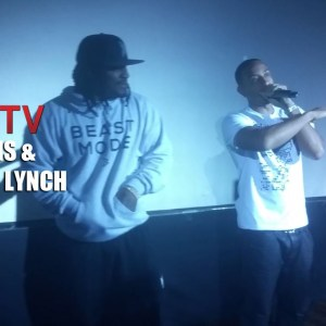 """Ludacris Inspired by Marshawn Lynch For """"Beast Mode"""" Track"""