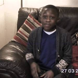 Leaked: Stormzy, Aged 8, Rapping On Camera For The First Time