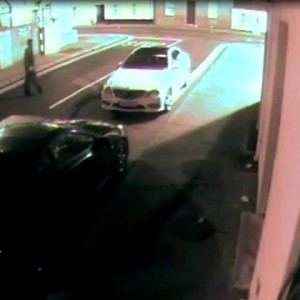 Thief Knocks Himself Out With Brick After Failed Carjacking