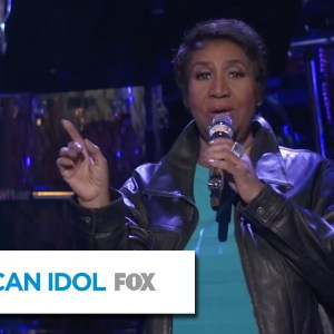 And Now, The Queen Of Soul – American Idol Xiv