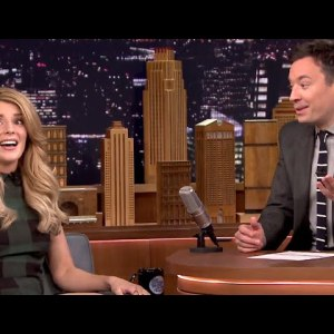 Grace Helbig Was On Jimmy Fallon! | What's Trending Now