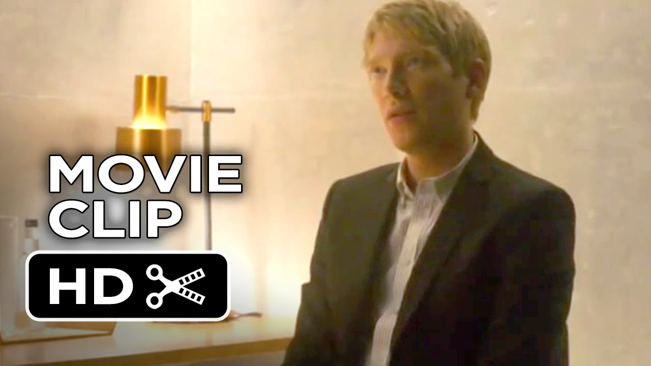 ex machina movie clip the turing test 2015 domhnall