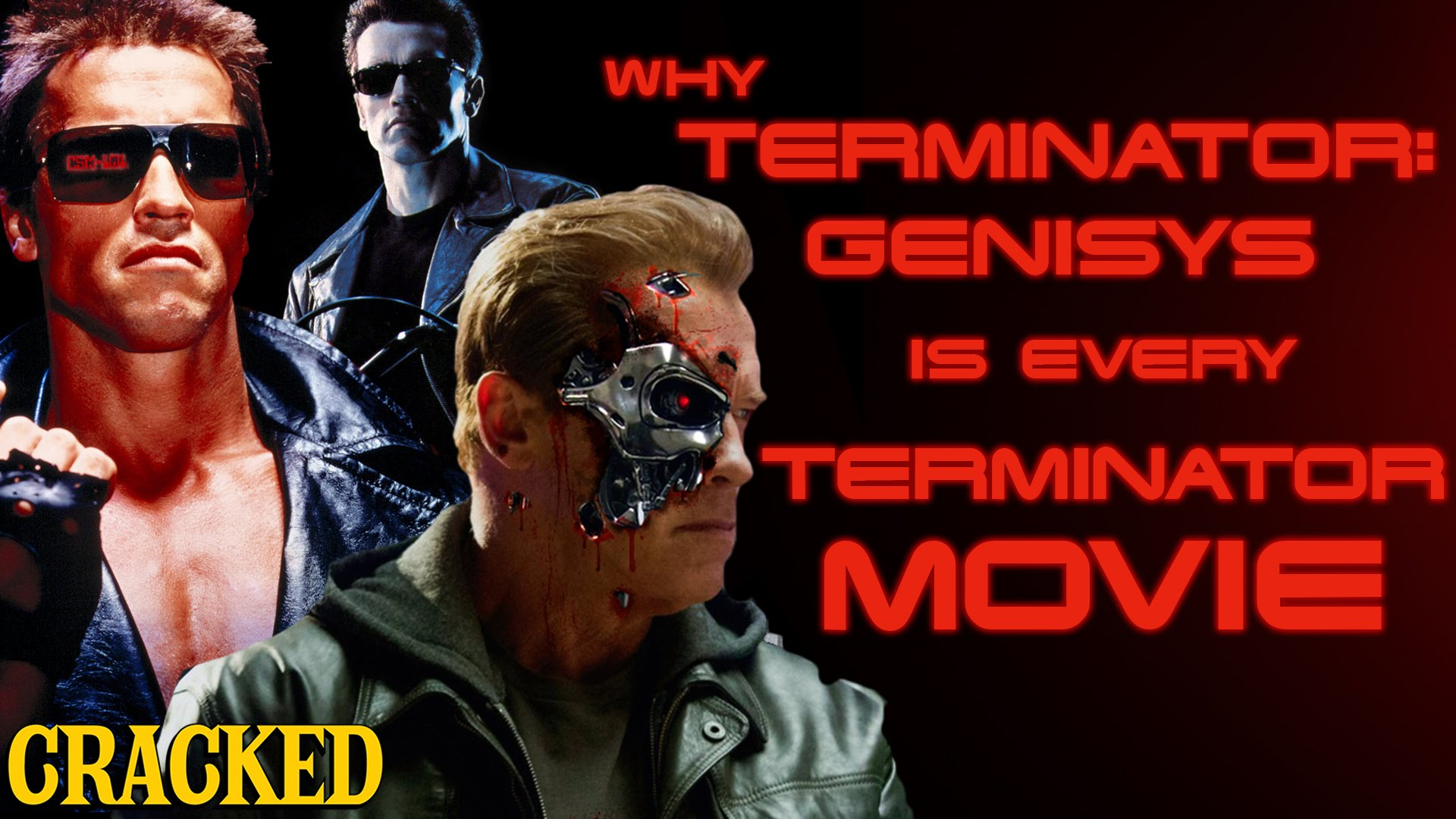 Why Terminator: Genisys Is Every Terminator Movie – INTHEFAME